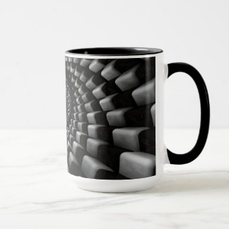 狂気に降ります、コーヒー・マグ マグカップ