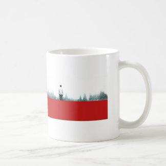 狂気のマグ コーヒーマグカップ