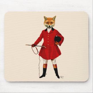 狐狩りをする人2十分に3 マウスパッド