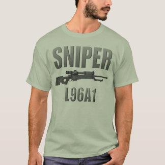狙撃兵L96A1 Tシャツ