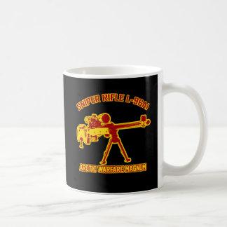 狙撃銃L-96A1 コーヒーマグカップ
