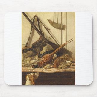 狩りのトロフィ(1862年) マウスパッド