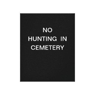 狩りの印無し キャンバスプリント