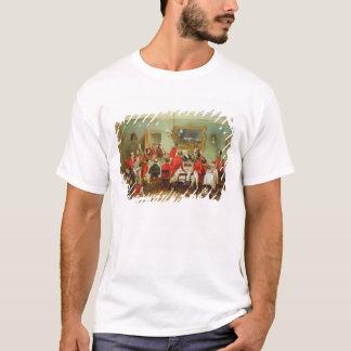 狩りの朝食、独身のホール1836年(油 Tシャツ