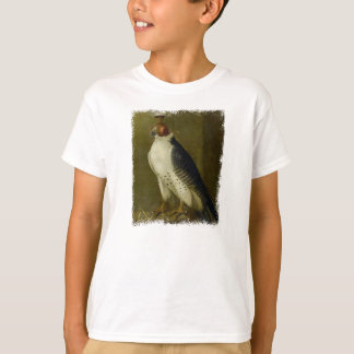 狩りの《鳥》ハヤブサ- 17世紀 Tシャツ