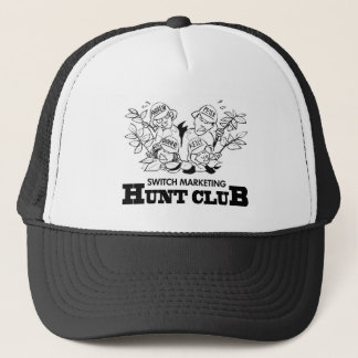 狩りクラブ帽子 キャップ