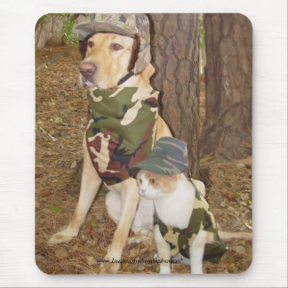 狩りパートナー マウスパッド