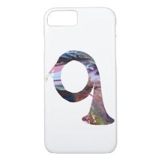 狩猟用の角笛 iPhone 7ケース