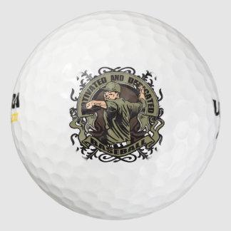 独創力のある野球 ゴルフボール