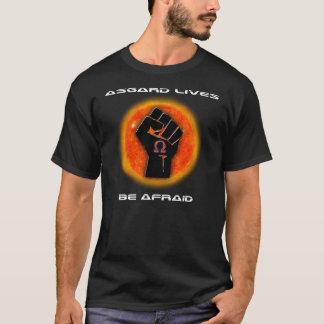 独占的なAsgardはワイシャツ住んでいます Tシャツ