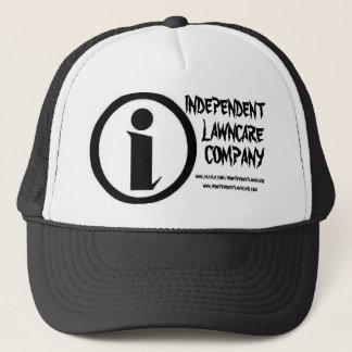独立したlawncareの黒のfashion'dの帽子 キャップ