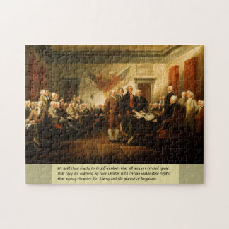独立記念日のジグソーパズル ジグソーパズル