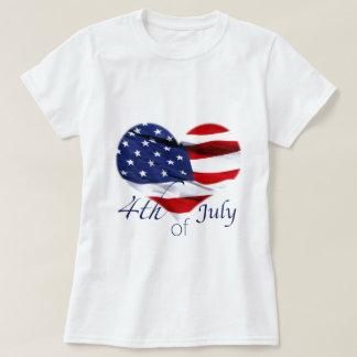独立記念日のタイ Tシャツ