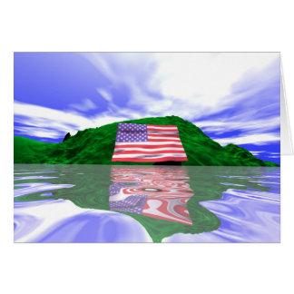独立記念日の土地 カード
