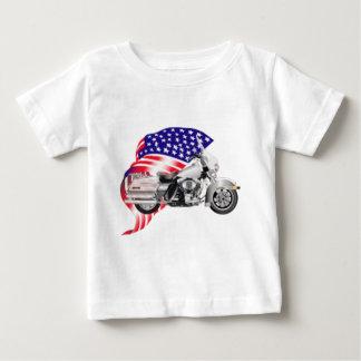 独立記念日の願い ベビーTシャツ