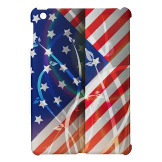 独立記念日の7月4日の(3) iPad Miniケース