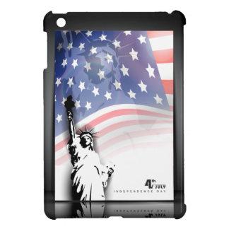 独立記念日の7月4日の(5) iPad Miniケース