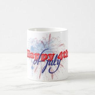 独立記念日及び7月4 コーヒーマグカップ