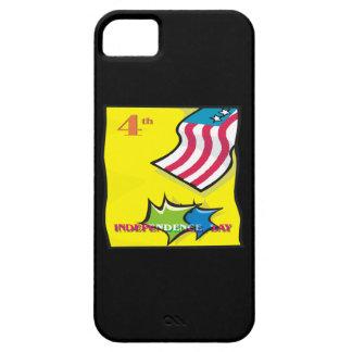 独立記念日 iPhone SE/5/5s ケース