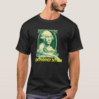 独立記念日- Tシャツ