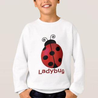 独身のなてんとう虫 スウェットシャツ