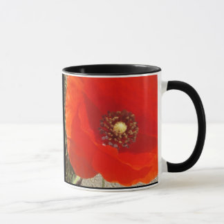 独身のなケシ マグカップ