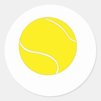独身のなテニス・ボール ラウンドシール