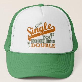 独身のな帽子 キャップ