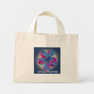 独身のな花 ミニトートバッグ