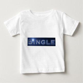 独身の ベビーTシャツ