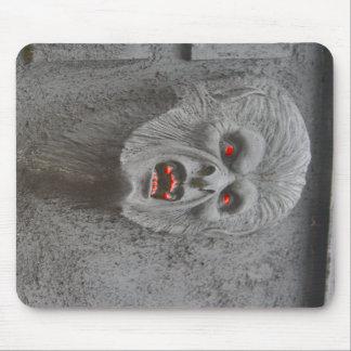 狼人間の恐怖キャラクターのマウスパッド マウスパッド