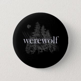 狼人間の森林 5.7CM 丸型バッジ