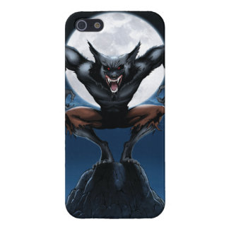 狼人間の電話カバー iPhone 5 ケース