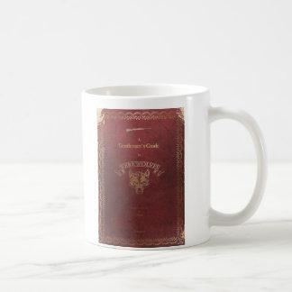 狼人間への紳士のガイド コーヒーマグカップ
