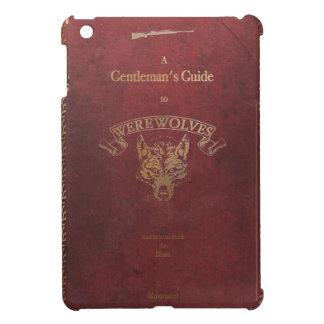 狼人間への紳士のガイド iPad MINI CASE