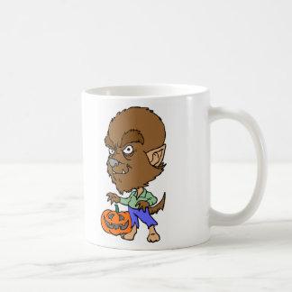 狼人間 コーヒーマグカップ