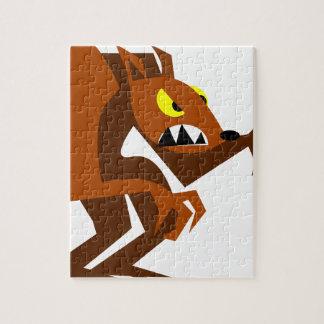 狼人間 ジグソーパズル