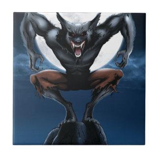 狼人間 タイル