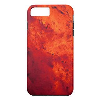 猛烈な溶岩 iPhone 8 PLUS/7 PLUSケース