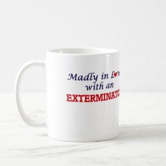 猛烈に害虫駆除業者との愛で コーヒーマグカップ