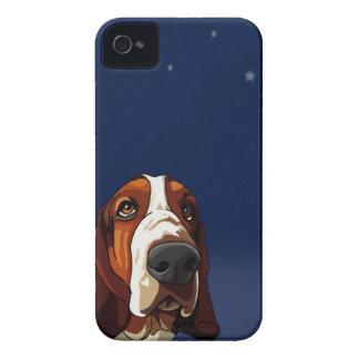 猟犬を熟視する星 Case-Mate iPhone 4 ケース