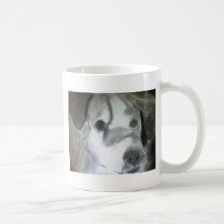 猟犬 コーヒーマグカップ