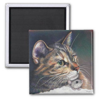 猫およびマウスの磁石 マグネット