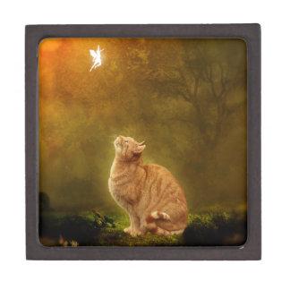 猫および妖精 ギフトボックス