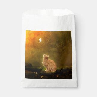 猫および妖精 フェイバーバッグ