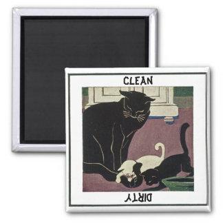 猫および子ネコの食洗機の磁石 マグネット