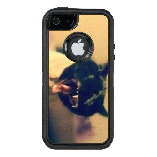 猫のとどろき オッターボックスディフェンダーiPhoneケース