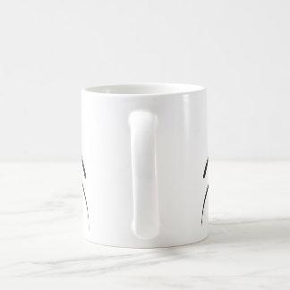 猫のひげ コーヒーマグカップ