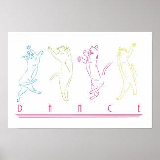 猫のようなダンス ポスター