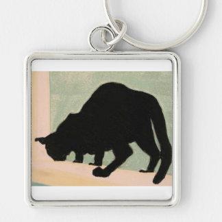 猫のキーホルダー キーホルダー